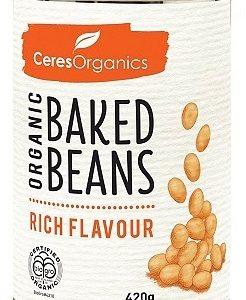 Baked beans kerikeri Organic