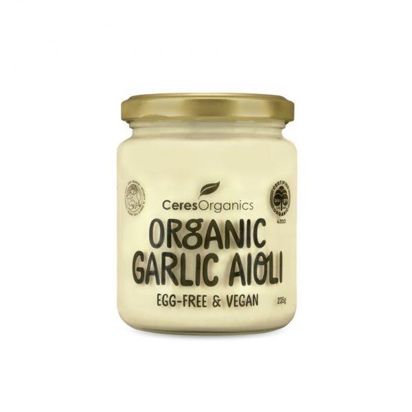 Ceres Organics Garlic Aoli