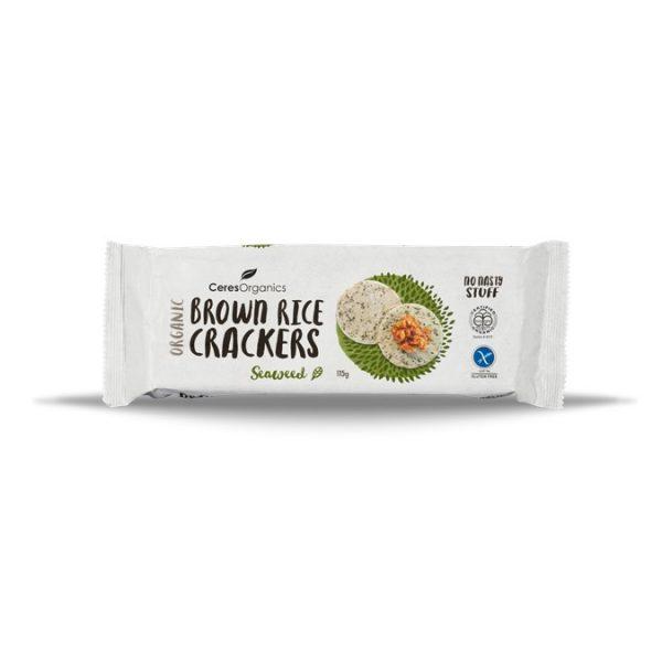 Rice Crackers Organic