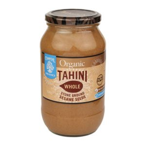 tahini whole