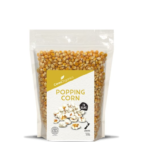 popping, corn