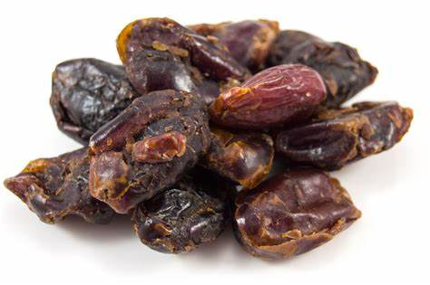 dates pitted