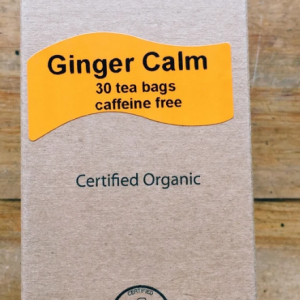 ginger calm