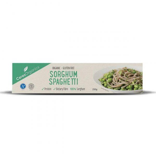 sorghum spaghetti