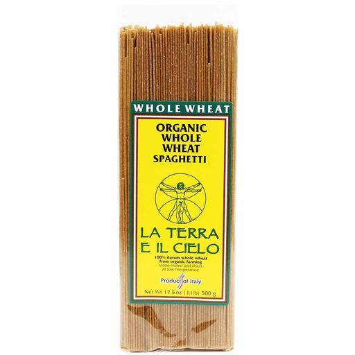 spaghetti whole wheat