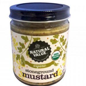 stoneground mustard