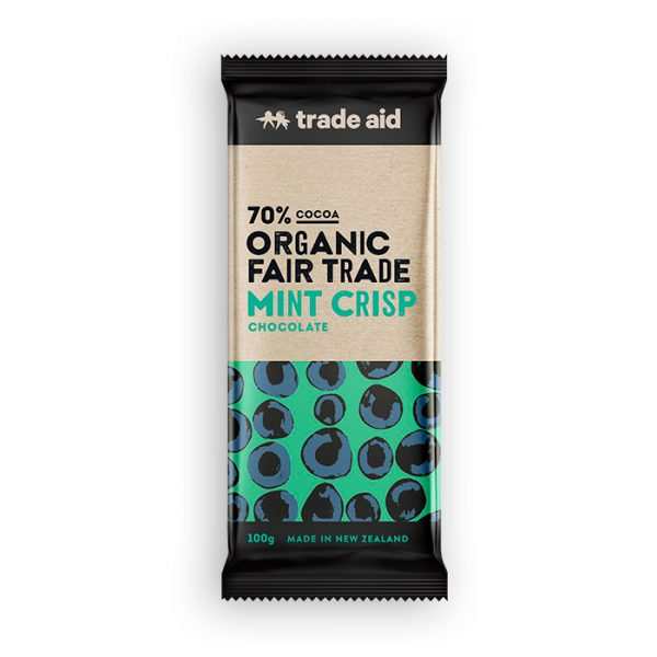 mint crisp chocolate